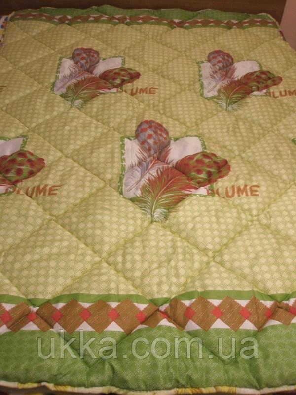 Двуспальное одеяло Колорит холлофайбер термоскрепленный от Теп
