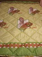 Двухспальное одеяло Колорит холлофайбер термоскрепленный от Теп
