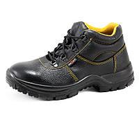 Спецобувь Ботинки рабочие с металлическим подноском Seven Safety 111/00 S3
