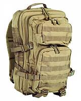 Рюкзак тактический Mil-Tec Us Assault Pack Large coyote, фото 1