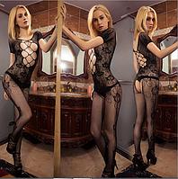 Сексуальное женское боди,комбинезон,сетка 44-48р