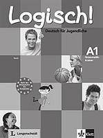 Logisch! A1 Grammatiktrainer. Deutsch für Jugendliche