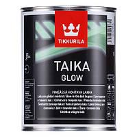 Светящийся в темноте водоразбавляемый лак TIKKURILA Тайка Глоу, 0,33 л