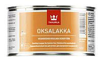 Лак для обработки сучков TIKKURILA OKSALAKKA, 1 л