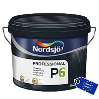 Матовая акриловая краска для стен PRO P6 , 10 л (тонир.база w2)