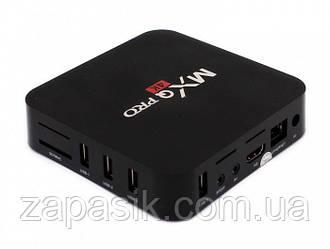 Смарт ТВ Приставка для Дома Android Smart TV Box MXQ Pro 4K 1Gb 8Gb 4 Ядра am