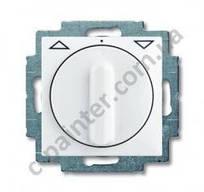 Выключатель для жалюзи Abb Basic 2713 UCDR-94-507 белый