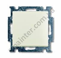 Выключатель 1-клавишный Abb Basic 55, 2006/1 UC-96-507 chalet белый