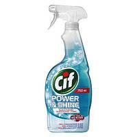 Очиститель стекла Cif Power & Shine, 750 мл