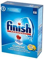 FINISH Classic Лимон таб. для посудомоечных машин, 68 шт.