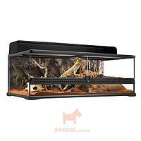 Террариум стеклянный Exo Terra Natural Terrarium Large (Экзо терра, Хаген) Exo-Terra (Hagen) (90 х 45 х 60 см)