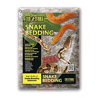 """Наполнитель для террариума со змеями Exo Terra """"Snake Bedding"""" (Экзо терра, Хаген) Exo-Terra (Hagen) (4 л)"""