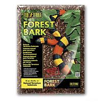 """Наполнитель для террариума Exo Terra """"Forest Bark"""" (Экзо терра, Хаген) Exo-Terra (Hagen) (8,8 л)"""