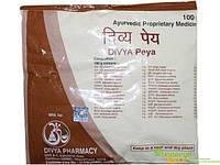 Дивья пейя, оздоровительный чай, Divya peya tea Patanjali, 100г., Аюрведа Здесь