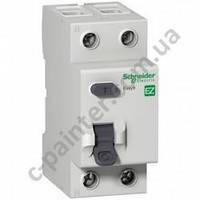 Дифференциальное реле Schneider Electric Easy9 2P 63A 100мA EZ9R54263