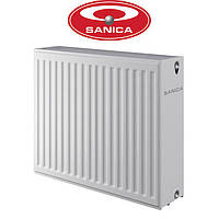 Стальные радиаторы Sanica 33 300*1900 Турция (боковое подключение)