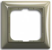 Рамка 1-я Abb Basic 55, 2511-99-507 бежевый
