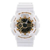 Распродажа! Спортивные наручные часы Casio G-Shock ga-110 White-Gold