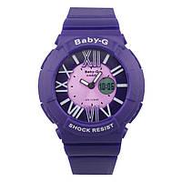 Женские спортивные часы Casio Baby-G BGA-160 Blue