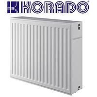 Стальные радиаторы KORADO 33 600*1100 Чехия (боковое подключение)