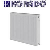 Стальные радиаторы KORADO 22 VK 600*1800 Чехия (нижнее подключение)