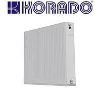 Стальные радиаторы KORADO 22 VK 400*700 Чехия (нижнее подключение)
