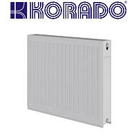 Стальные радиаторы KORADO 22 600*900 Чехия (боковое подключение)