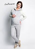 Creative Mama Костюм демисезонный Premium (хлопок), для беременных и кормящих