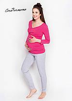 Creative Mama Костюм домашний для беременных и кормящих Creative Mamа Malinka