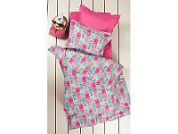 Постельное белье для подростков Lotus Premium B&G - Sweetie розовый
