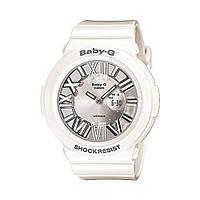 Женские часы Casio baby-G BGA 160 silver
