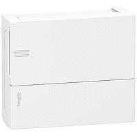 Щит Schneider Electric Mini PRAGMA 1 ряд 12 модулей навесной MIP12112 Белый