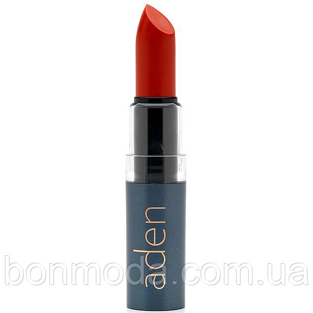 "Aden помада компактная Hydrating lipstick 7 ""Simply Red"" № 07"