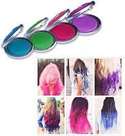 Цветные мелки для волос Hot Huez, фото 1