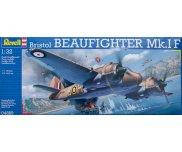 Сборная модель Тяжёлый истребитель Bristol Beaufighter Mk.IF; 1:32; Revell 04889