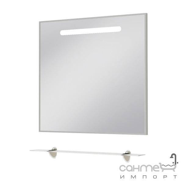 """Мебель для ванных комнат и зеркала Ювента Зеркало с подстветкой Ювента """"Рио"""" (РІО) SV (СВ) СВЗ-80"""