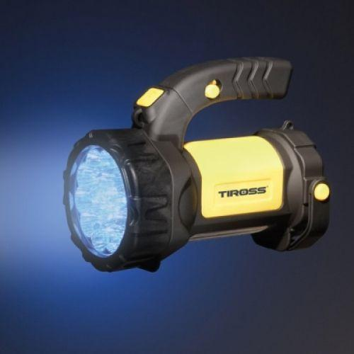Ліхтар Tiross TS-1871 15 LED + COB