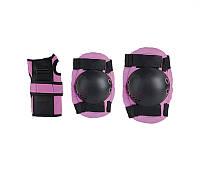 Защита для роликов Cup pink uni