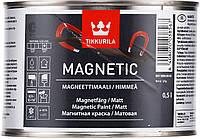 Краска магнитная TM Tiikkurila Magnetic, 0.5л