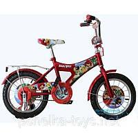 Двухколесный велосипед MUSTANG 16 дюймов Angry Bird