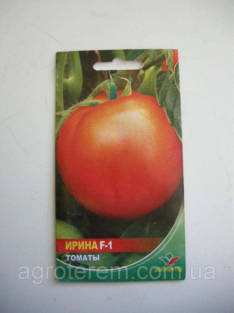 Семена томата Ирина F1 1г