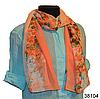 Весенний шифоновый шарф Кармен (код: 38104)