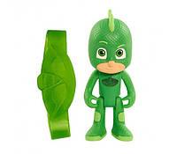 Фигурка Гекко «Герои в масках» светящаяся с браслетом PJ Masks