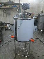 Пароводяной котел 200 литров с мешалкой