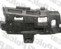 Усилитель бампера 07-14 переднего правый Opel Astra H 03-14