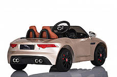 Дитячий електромобіль Jaguar F-type, фото 3