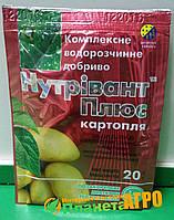 Удобрение Нутривант плюс картофель , 20г, Бара