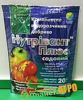 Удобрение Нутривант-Плюс садовый, 200 г, Украина