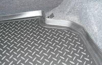 Коврик багажника Mercedes C (W204) SD (седан) с 2011-2014 г.в. п/у
