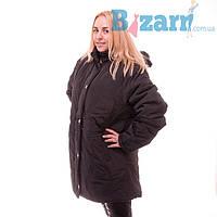 Куртка женская батал Yimei